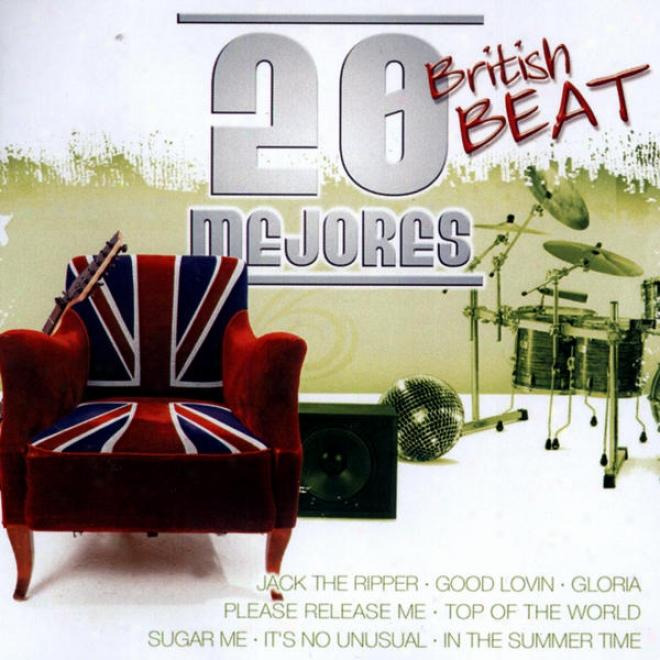 20 Mejores Canciones De British Beat Vol. 2 (the Best 20 Brltish Beat Songs)