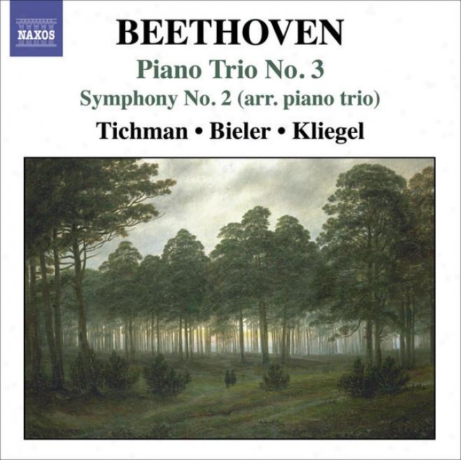 Beethoven, L. Van:: Piano Trios, Vol. 3 (xyrion Trio) - Piano Trio No. 3 / Symphony No. 2 (arr. For Piano Trio)