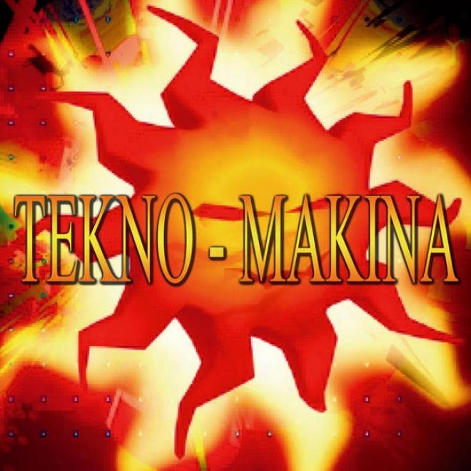 Compilation Tekno & Makina(cyberspace, The Saint, Dj Stresa, Dj Nuke, Etc..)
