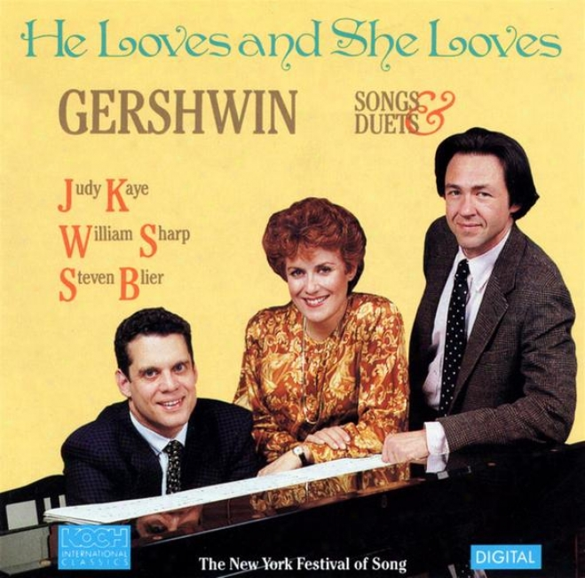 Gershwin:  Songs And Duets - Including How Long Has This Been Going On?, Lady Be Good, Liza Ane Others