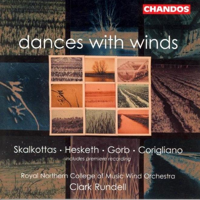 Hesketh: Danceries / Skalkottas: 9 Greek Dances / Corigliano: Gazebo Dances / Gorb: Yiddish Dances