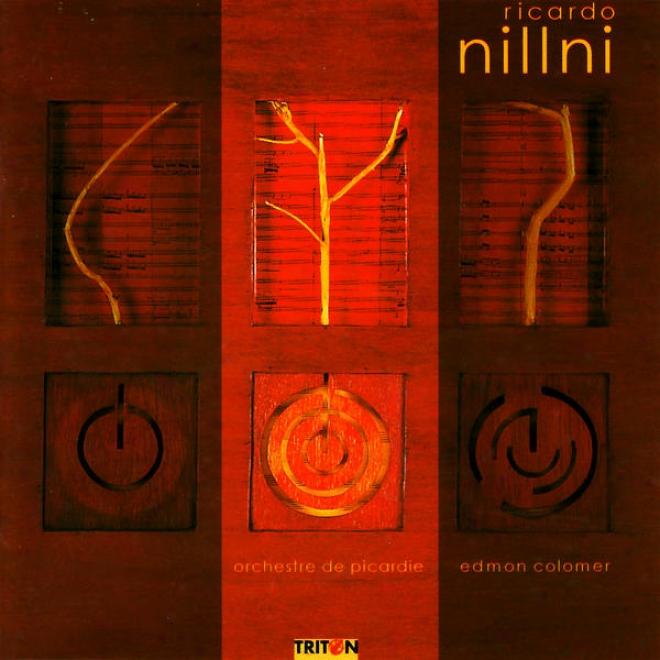 Nillni: Ruinas Circulares, Battemnets D'ailes, Grammaire Des Vagues, La Ritournelle Di Gã©omã¸tre