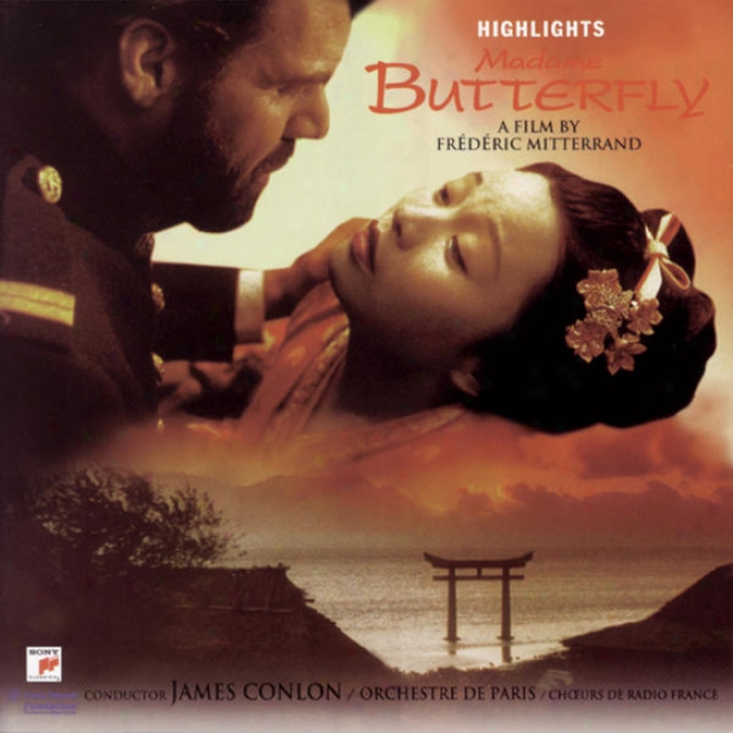 Puccini: Madame Butterfly Highlights (soundtrack From The Film By Frã©dã©ric Mitterand)