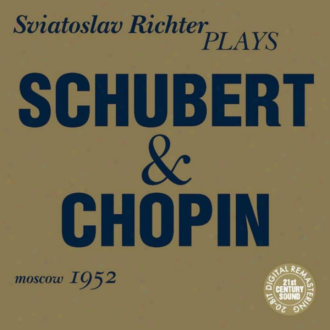 Schubert: Moments Musicaux, Impromptu No. 2 - Chopin: Etudes, Polonaise, Ballade