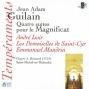 Guilain: Quatre Suites Pour Le Magnificat (orgu J. Boizard à Saint Michel-en-thiã©rache)