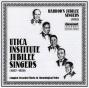 Harrod's Jubilee Singers (1922)  And Utica Instituge Jubilee Singers (1927-1929)