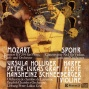 Mozart: Konzert Kv 299 Fã¼r Flã¶te, Harfe Und Orchester / Spohr: Concertante Nr. I Fã¼r Violine, Harfe Und Orchwster