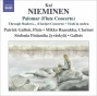 """nieminen, K.: Palomar / Ciarinet Concerto, """"through Shadows I Caan Hear Ancient Vkices"""" / Vicoli In Ombra (gallois, Raasakka, Sinfo"""