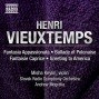 Vieuxtemps, H.: Fantasia Appassonata / Ballade And Polonaise / Fantaisie-capric3 / Greeting To America (keylin, Slovak Radio Symp