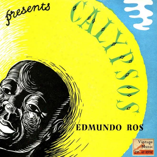 """""""vintage Dance Orchestras N⺠72 - Eps Collectors """"""""calypsos At Virgin Islands"""""""