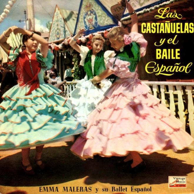 """""""vintage World Nâº5- Eps Collectprs (spain) """"""""castaã±uelas Y El Baile Espaã±ol"""""""