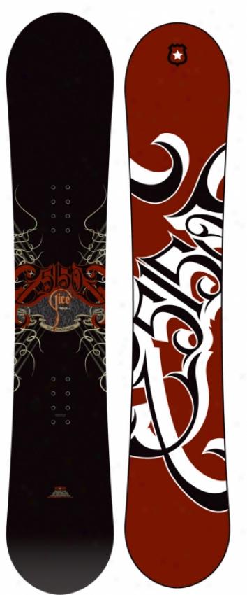 5150 Vice Snowboard 151