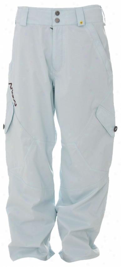 Analog Echo Snowboard Pants Moody Blue
