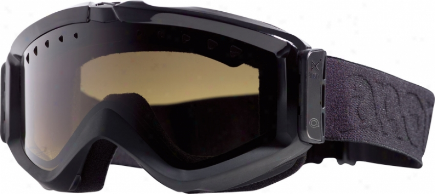Anon Figment Annual rate  Snowboard Goggles Jj Pro/yellow Gradient Lens