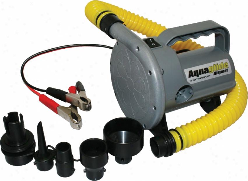 Aquagljde Turbo 12 Volt Towable Pump