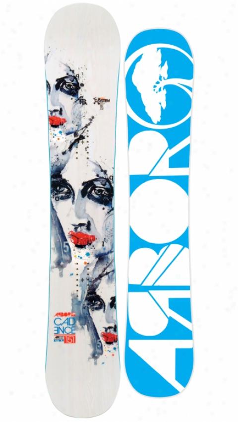 Arbor Cadence Snowboard 143