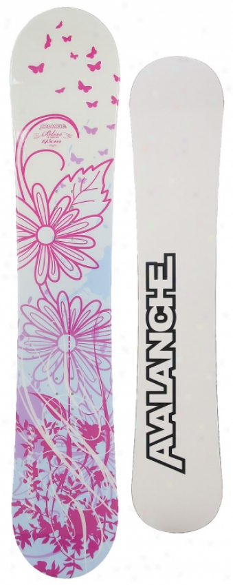 Avalanche Bliss Snowboard 153