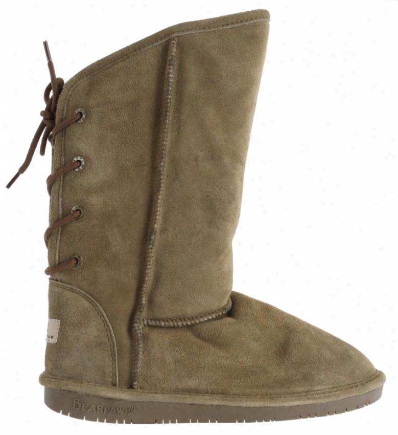 Bearpaw Emily Casual Boots Birch
