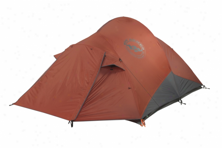 Distended Agnes Flying Diamond 4 Person Tent Rust/charcoal