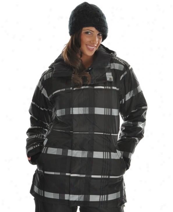 Bonfire Presto Snowboard Jacket Black
