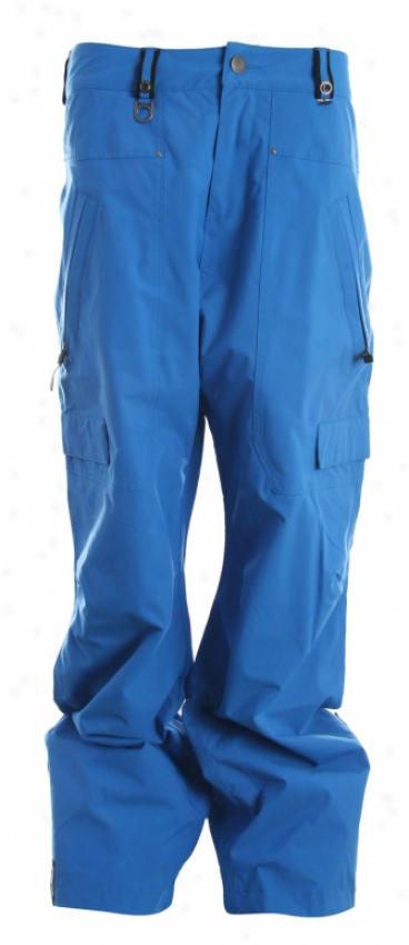 Bonfire Spectral Snowboard Pants Immense expanse