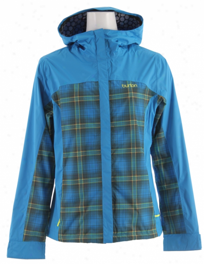 Burton 2ll Misty Jacket Lady Luck