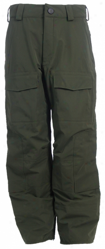 Burton Archive Snowboard Pants Chive