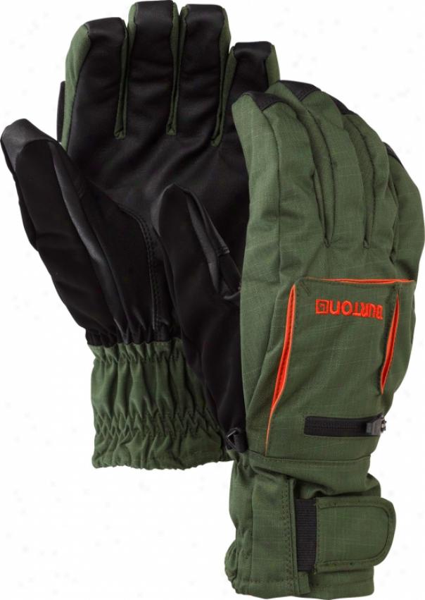 Burton Baker Under Snowboard Gloves Sherwood