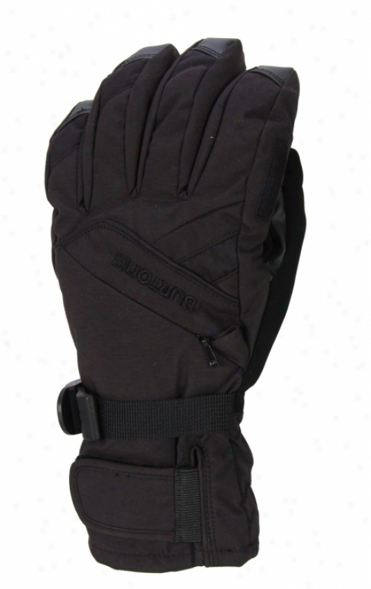 Burton Baker Under Snowboard Gloves Trje Black