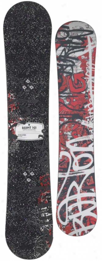 Burton Blunt Snowboard 161