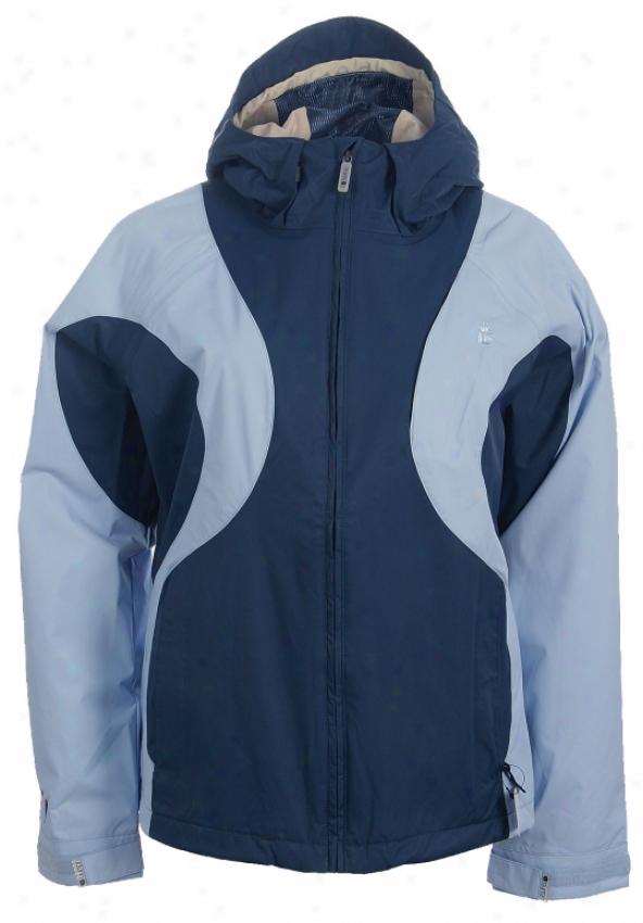 Burton Camelot Snowboard Jacket Navy