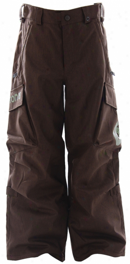 Burton Cargo Snow Pants Mocha