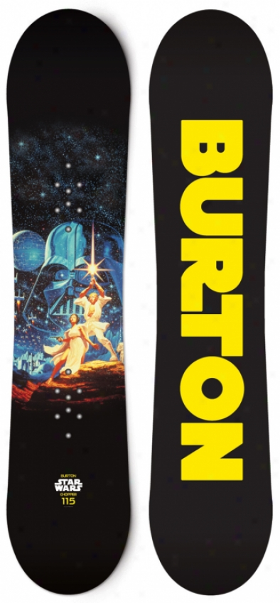 Burton Chopper Star Wars Snowboard 115