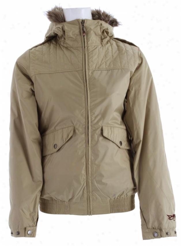 Burton Commuter Snowboard Jacket Twill