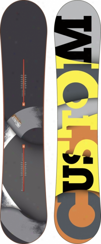 Burton Custom Flying V Blem Snowboard 148