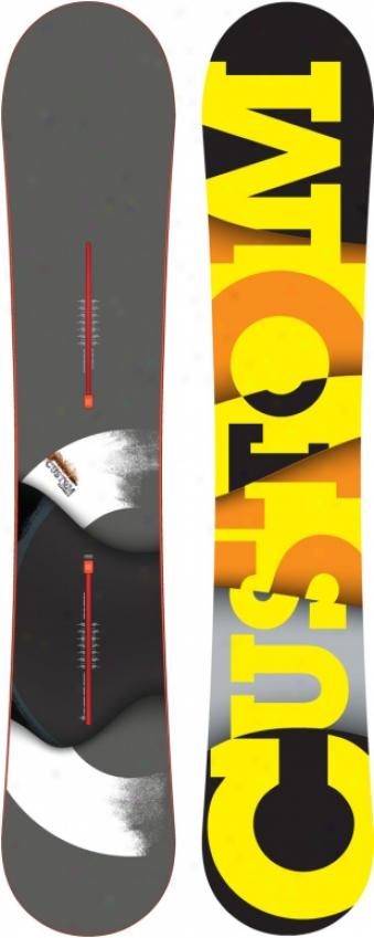 Burton Custom Flying V Wide Blem Snowboard 169