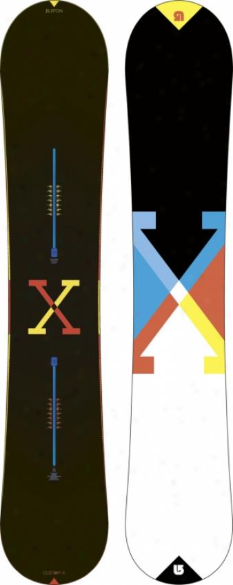 Burtom Custkm X Snowboard 160