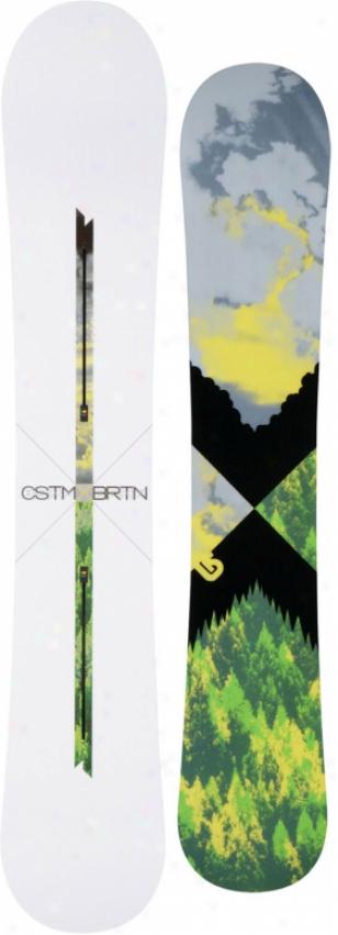 Burton Cusgom X Snowboard 164