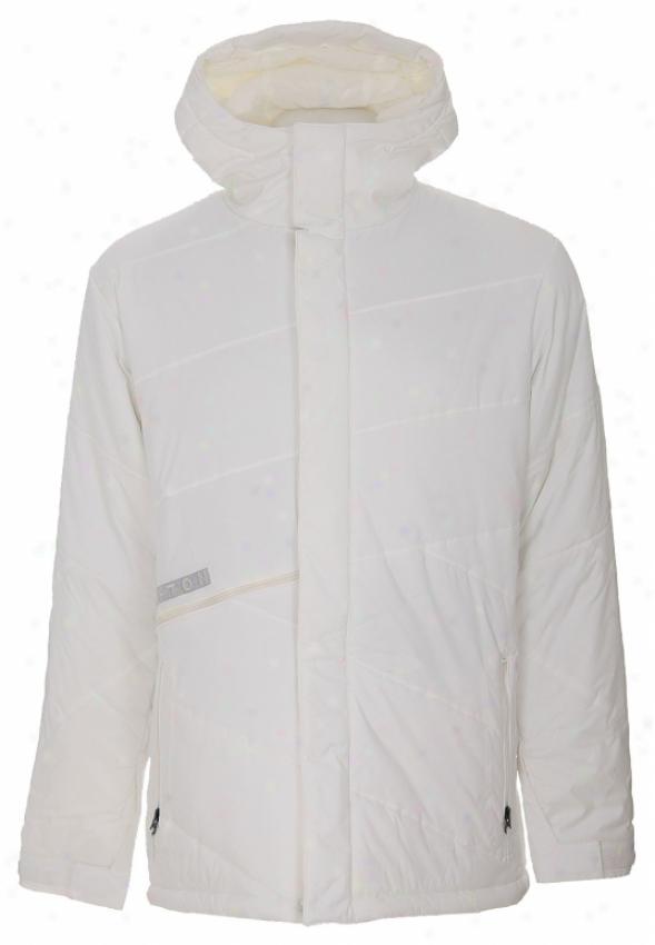 Burton Defender Snowboard Jerkin Bright White