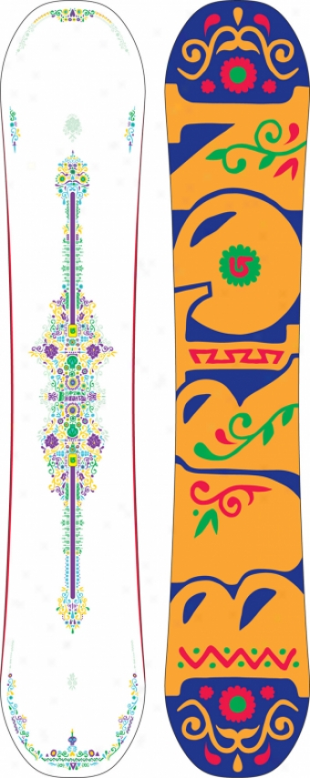 Burton Deja Vu Snowboards 154 W/ Trans Kit