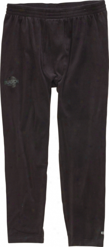 Burton Expedition First Layer Pant True Black