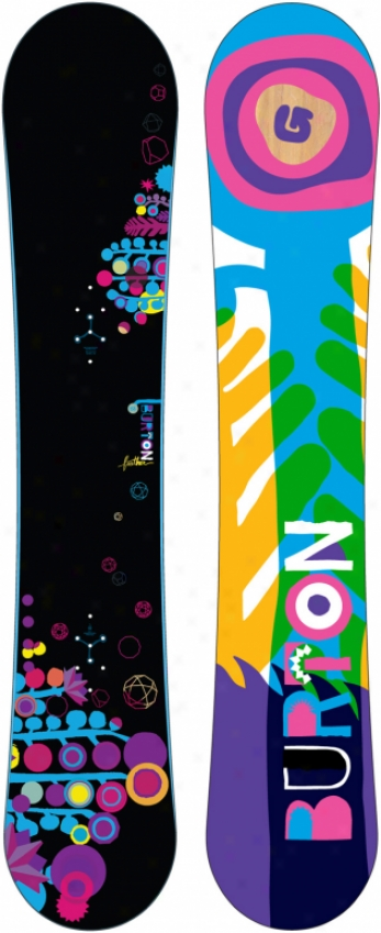 Burton Feather Blem Snowboard 156