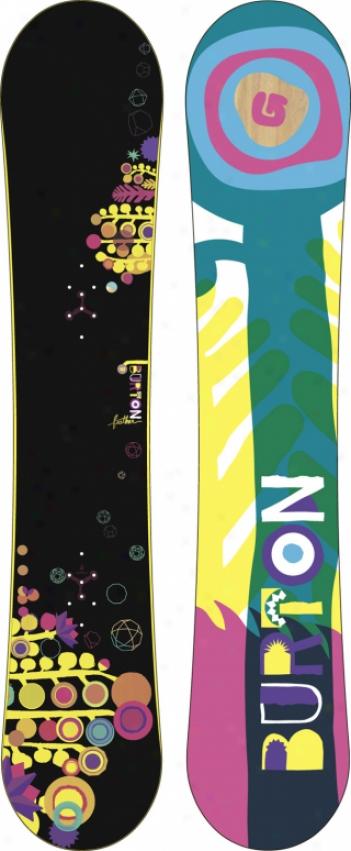 Burtton Feather Snowboard 149
