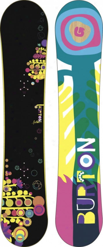Burton Feather Wide Snowboard 148