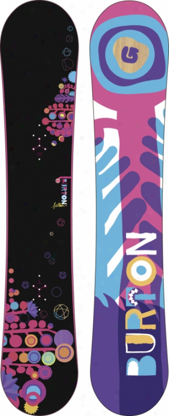 Burotn Feather Wide Snowboard 152