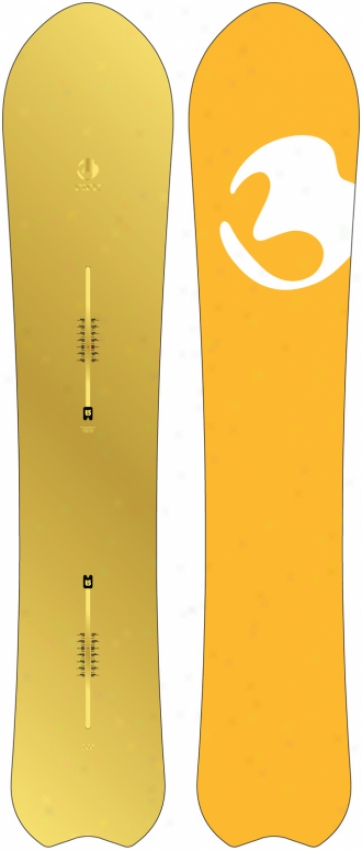 Burton Fish Blem Snowboard 160