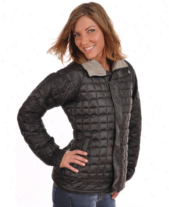 Burton Flash Insulated Snowboard Jacket True Black