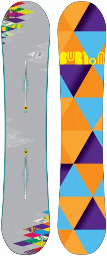Burton Fortification Blem Snowboard 147