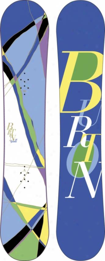 Burton Genie Snowboard 155