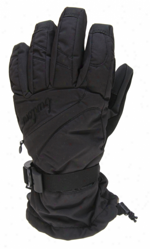 Burton Gore Snowboard Gloves True Black